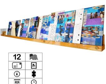 12 Month Subscription + Domestic + Puzzle + Postcard