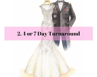 Military Gifts, Military Wedding Gift, Military Wedding, Military Wife, Navy Wedding, Army Wedding, Marine Wedding, Military, Military Bride