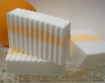 Orange Blossom Mango Butter Soap