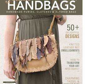 NEW -Haute Handbags Magazine - Spring 2017 or Autumn 2016 - Stampington