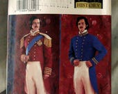 Sale Butterick 3723 Men's Historical 19th Century Pattern Costume
