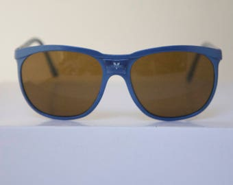Vintage Vuarnet Blue France,SWEET model 084 Pouilloux