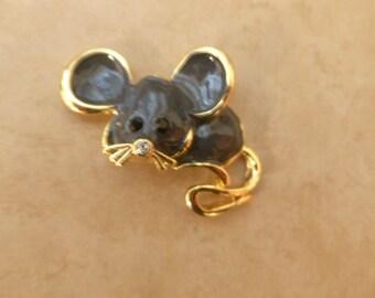 Cute Little Mouse Magnet