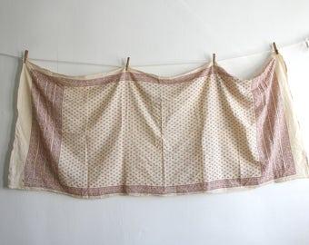 Indian Cotton Block Print Sarong