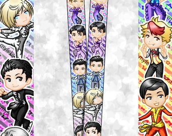 Yuri On Ice Lanyard - Early Pricing!  [PREORDER ships June 2nd]