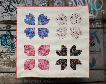 MOD POSY quilt pattern (PDF)