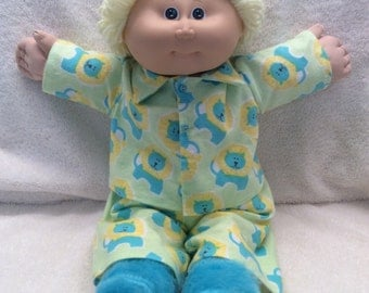 Cabbage Patch 1985 Lemon Loop excellent shape