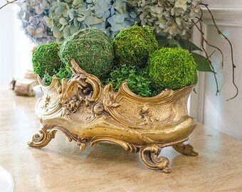 Antique French Jardiniere, Exquisite Centerpiece, from France