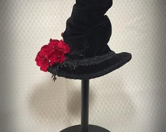 Mini Witch Hat Ornament