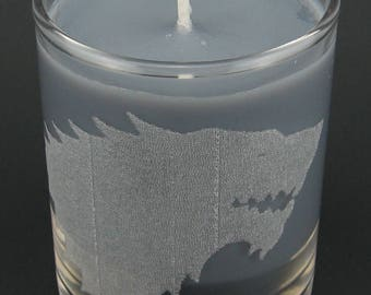 Game of Thrones House Sigil Mini Candle