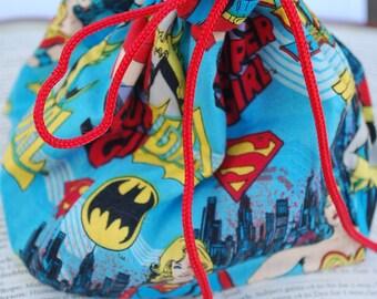 Women of DC Dice Bag