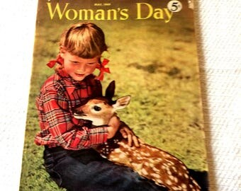 May 1949  Woman's Day Magazine