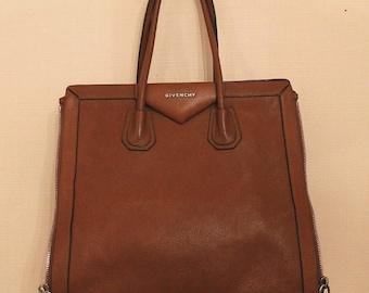 Authentic Givenchy Antigona Leather Bag