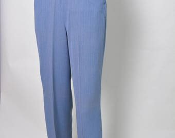 Vintage 1950s Ladies Western Slacks 50s Gabardine Pants