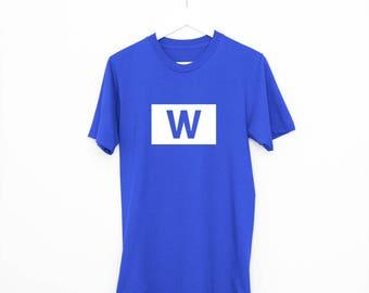 Chicago Shirt | Chicago Win Flag Shirt, Chicago Tshirt, Win Flag