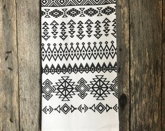 Aztec Tea Towel (Design 9)