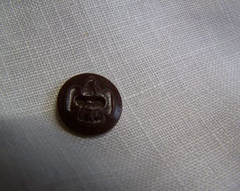 """Vintage Brownie Scout 9/16"""" Button"""