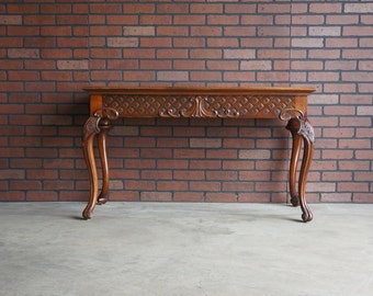 Console  / Entry Table / Hall Table / Country French Sofa Table / Carved Console