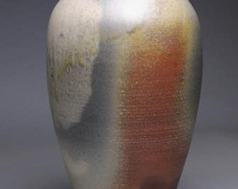 Vase Wood Fired Pottery G45