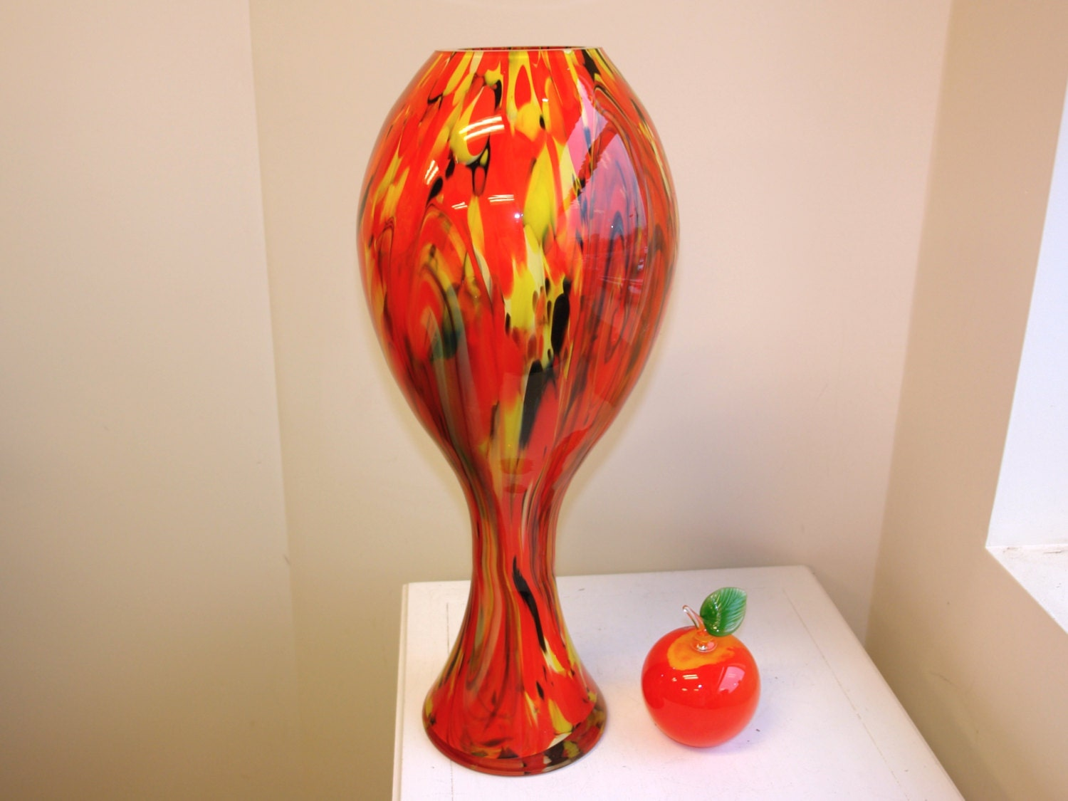 Moving Sale Glass Vase Hand Blown Glass Vases Made In Poland