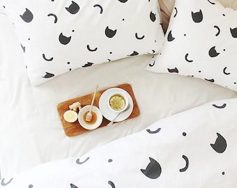 Cat Nap Pillowcase Set of 2