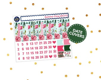 Summer Fling // Date Covers {DC31}
