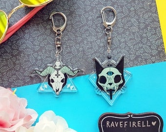 Witch House Charms