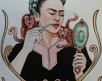 SOCIETAL STANDARDS // Frida KAHLO