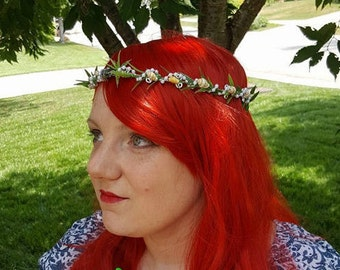 Selkie princess Crown