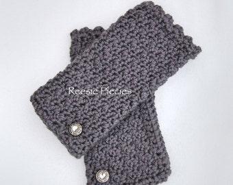 Wrist Warmers, Handwarmers, Fingerless Gloves, Crochet Wrist Warmers, Crochet Gloves, Ladies Fingerless Gloves, Ladies Wrist Warmer