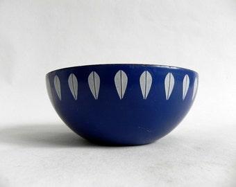 Grete Prytz Kittelsen Cathrineholm Norway LOTUS bowl Scandinavian modernist Nordic design 70s.