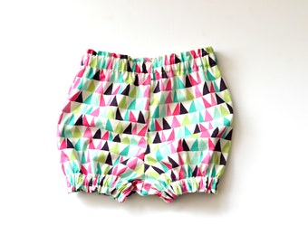 3T - Bloomers - Shorts - Diaper Cover - Shortys - Baby Shorts - Nappy Cover - Toddler shorts - Baby Girl Bloomers