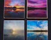 Hudson River Sunrise Phot...