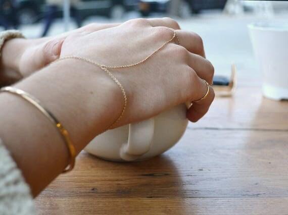 Chain handpiece