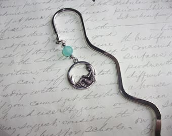 Siren / mermaid bookmark