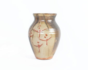 Kersey Pottery ceramic vase - Fred Bramham and Dorothy Gorst
