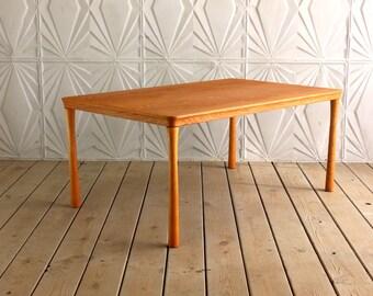 Folke Ohlsson Colorado Large Oak Coffee Table Tingstroms Bra Bohag Mid Century Modern Retro 50 S Made