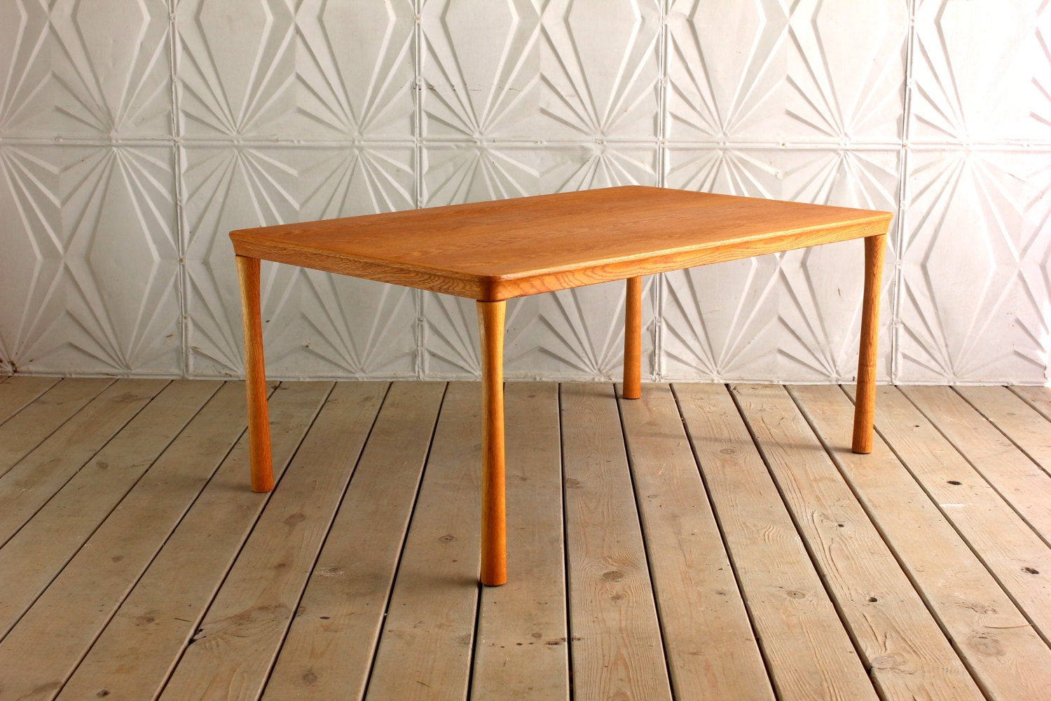 Folke ohlsson colorado large oak coffee table tingstroms bra details very cool rare oak coffee table geotapseo Image collections