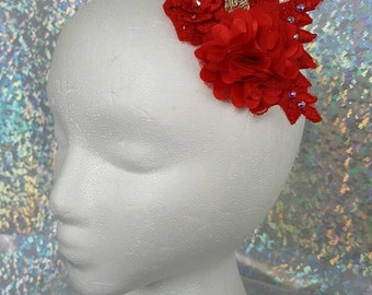 Matching Hairpiece or Headband, any color