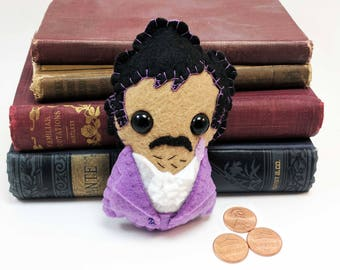 Prince plushie (made to order)