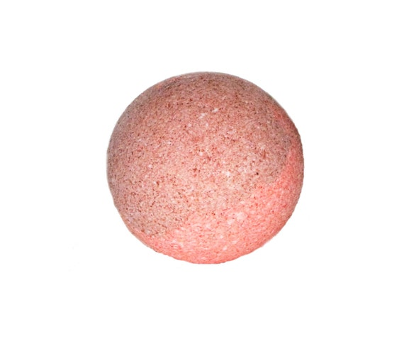 OKA Bath Bomb - Sweet Japanese Cherry Blossom & Rice Bran Oil with Lime Juice - / Vegan / Bath Fizzer / Japan / Floral