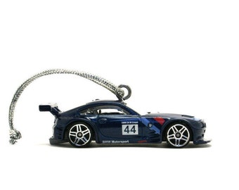 BMW Z4 M Car Hot Wheels Ornament