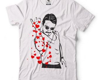 Salt Bae T-Shirt Internet Meme Turkish Guy Nusret Gökçe Cooking Meat Tee Shirt