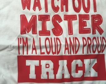 track sister tee