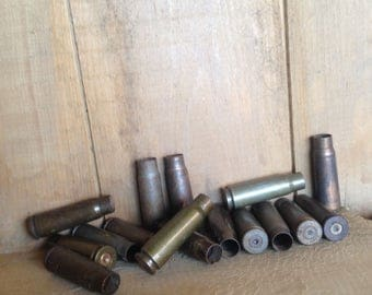 Up Cycle Empty Bullet Shells