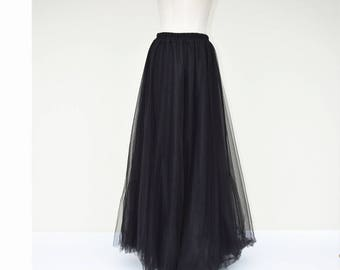 Summer dress,women tulle skirt, floor length tulle skirt,big pendulum dress,adult tutu