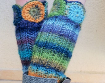 boot cuff,hand knit and crochet legwarmers,winter,autumn accessories ,unique gifts ,women clothing
