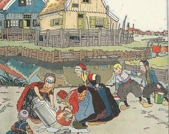 Holland Tales  illustrations Miska Petersham 1926 download