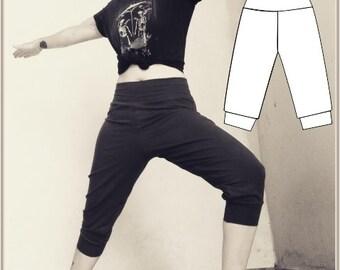 Sewing Pattern: Yoga Pants