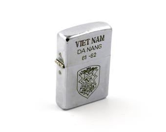 "Authentic 1960's ""MACV-SOG"" Vietnam War Lighter"